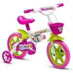 Bicicleta Infantil Nathor Honey Aro 12
