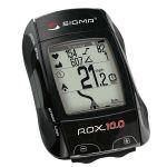 Ciclocomputador Sigma Rox 10.0 GPS ANT+ com Sensor de Velocidade, Frequencimetro e Cadência